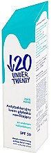 Düfte, Parfümerie und Kosmetik Antibakterielle Anti-Akne Gesichtscreme - Under Twenty Anti Acne
