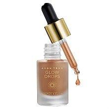Düfte, Parfümerie und Kosmetik Flüssiger Highlighter - Avon True Glow Drops