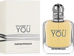 Düfte, Parfümerie und Kosmetik Giorgio Armani Because It's You - Eau de Parfum