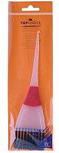 Düfte, Parfümerie und Kosmetik Haarfärbepinsel 65002 rot - Top Choice