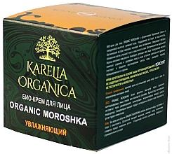 Düfte, Parfümerie und Kosmetik Feuchtigkeitsspendende Bio Gesichtcreme - Fratti HB Karelia Organica Organic Moroshka