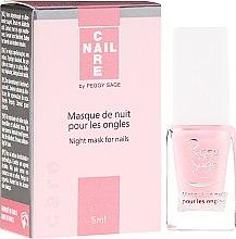 Düfte, Parfümerie und Kosmetik Feuchtigkeitsspendende Nagelpflege für die Nacht - Peggy Sage Night Mask For Nails