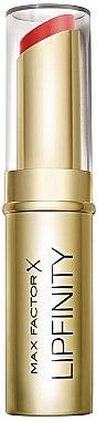 Lippenstift - Max Factor Lipfinity Long Lasting Lipstick — Bild N1