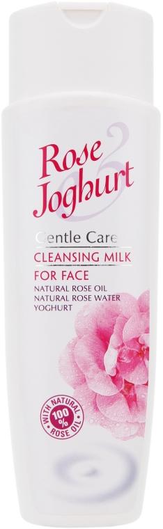 Gesichtsreinigungsmilch - Bulgarian Rose Rose & Joghurt Cleansing Milk — Bild N1