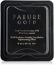 Düfte, Parfümerie und Kosmetik Kompaktpuder LSF 15 Nachfüller - Guerlain Parure Gold Compact Powder Foundation Refill SPF15