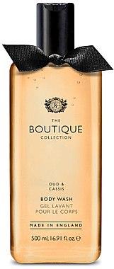 Duschgel mit Oud und Cassis - Grace Cole Boutique Oud & Cassis Body Wash — Bild N1