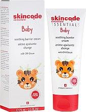 Düfte, Parfümerie und Kosmetik Beruhigende Windelcreme für Babys mit CM-Glucan - Skincode Essentials Baby Soothing Barrier Cream
