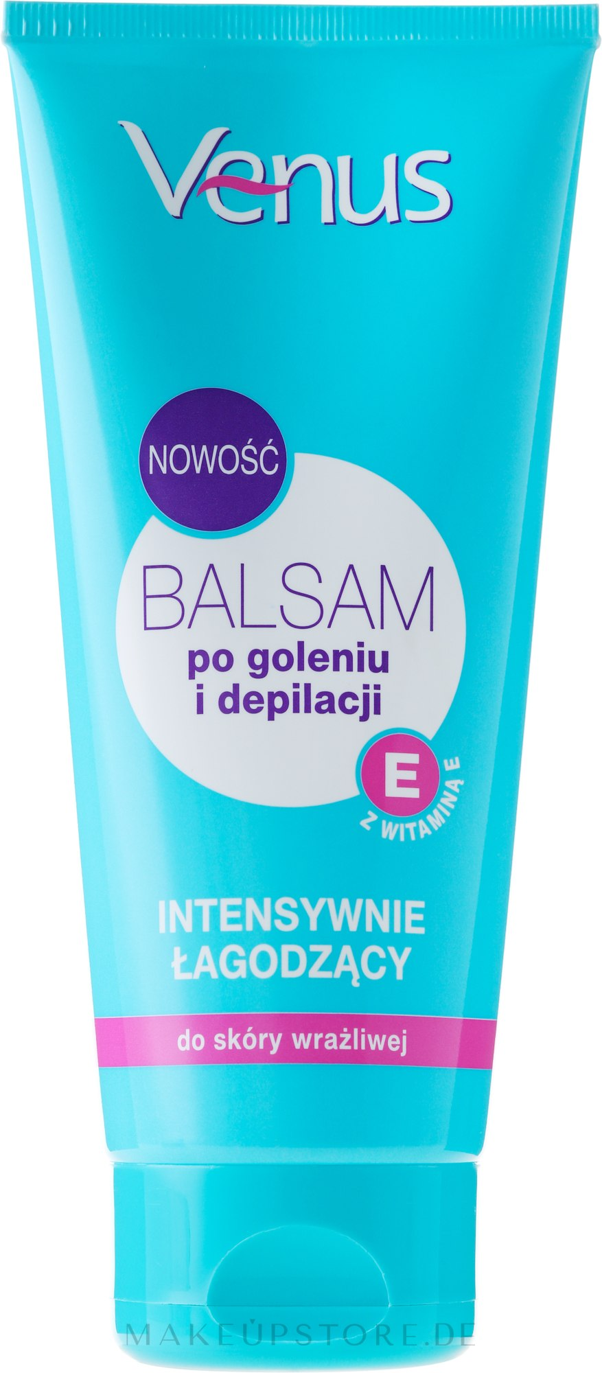 Beruhigender After Shave Balsam - Venus Balsam — Bild 200 ml