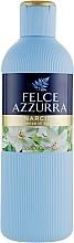Düfte, Parfümerie und Kosmetik Bade- und Duschgel mit Narzisse - Felce Azzurra Shower Gel And Bath Foam