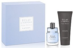 Düfte, Parfümerie und Kosmetik Lanvin Eclat d'Arpege Pour Homme - Duftset (Eau de Toilette 50ml + Deodorant 75ml)