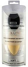 Düfte, Parfümerie und Kosmetik Set Schminkschwämme 2 St. - Makeup Revolution Complexion Expert Duo Sponge