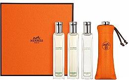 Düfte, Parfümerie und Kosmetik Hermes Un Jardin Set - Duftset (Eau de Toilette 4x15ml)