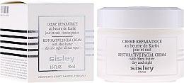 Düfte, Parfümerie und Kosmetik Regenerierende Gesichtscreme mit Shea Butter- - Sisley Botanical Restorative Facial Cream With Shea Butter