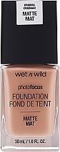 Düfte, Parfümerie und Kosmetik Foundation - Wet N Wild Photofocus Foundation