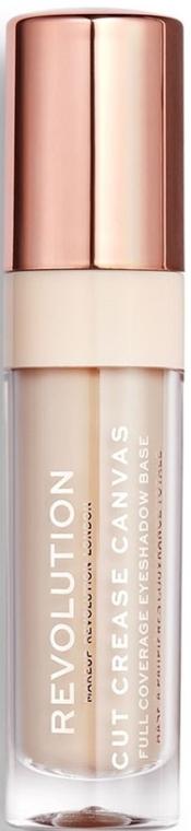 Augenprimer - Makeup Revolution Cut Crease Canvas