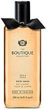 Düfte, Parfümerie und Kosmetik Duschgel mit Oud und Cassis - Grace Cole Boutique Oud & Cassis Body Wash
