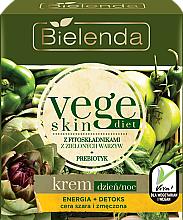 Düfte, Parfümerie und Kosmetik Entgiftende Tages- und Nachtcreme für müde Haut - Bielenda Vege Skin Diet