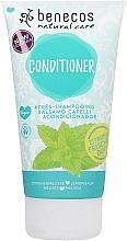 Düfte, Parfümerie und Kosmetik Haarspülung mit Zitronenmelisse - Benecos Natural Care Melissa Conditioner