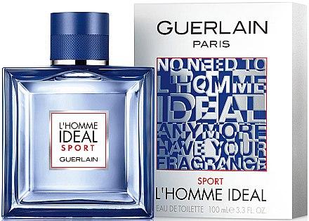 Guerlain L`Homme Ideal Sport - Eau de Toilette — Bild N2