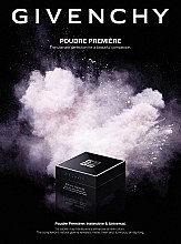 Gesichtspuder - Givenchy Poudre Premiere Mat & Translucent-finish Loose Powder — Bild N3