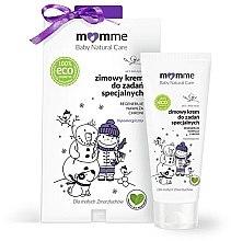 Düfte, Parfümerie und Kosmetik Regenerierende schützende und feuchtigkeitsspendende Wintercreme für Babys und Kinder - Momme Baby Natural Care