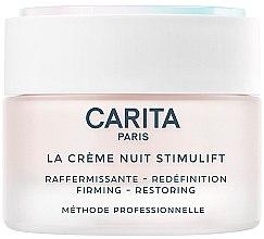 Düfte, Parfümerie und Kosmetik Straffende Nachtcreme - Carita La Creme Nuit Stimulift