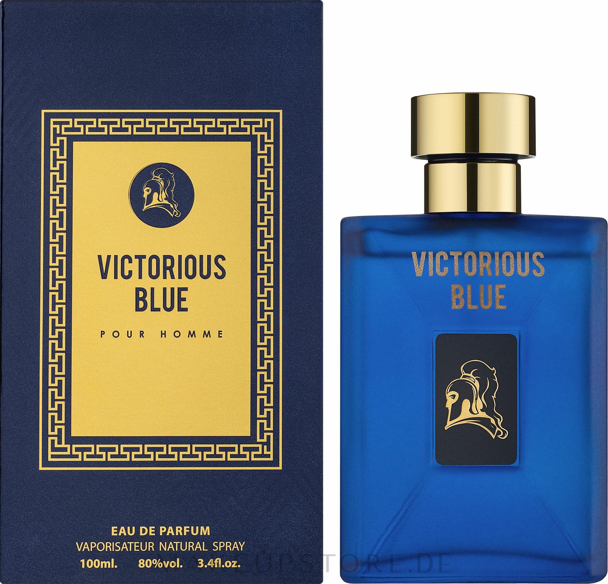 MB Parfums Victorious Blue - Eau de Toilette — Bild 100 ml