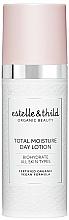 Düfte, Parfümerie und Kosmetik Tageslotion für das Gesicht für alle Hauttypen - Estelle & Thild BioHydrate Total Moisture Day Lotion