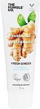 Düfte, Parfümerie und Kosmetik Zahnpasta mit frischem Ingwer - The Humble Co. Natural Toothpaste Fresh Ginger