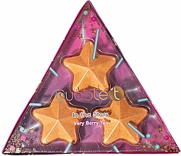 Düfte, Parfümerie und Kosmetik Badebomben-Set - Bubble T Star Bath Fizzers Partea Lights (Badebombe 3x50g)