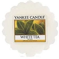 Tart-Duftwachs White Tea - Yankee Candle White Tea Tarts Wax Melts — Bild N1