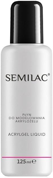 Flüssigkeit zur gleichmäßigen Verteilung von Acrylgel - Semilac Acrylic Gel Liquid
