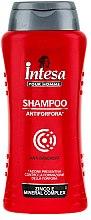 "Düfte, Parfümerie und Kosmetik Anti-Schuppen Shampoo ""Repair & Care"" - Intesa Silver Anti Dandruff Shampoo"