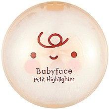 Düfte, Parfümerie und Kosmetik Highlighter für das Gesicht - It's Skin Babyface Petit Highlighter