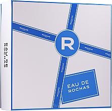 Düfte, Parfümerie und Kosmetik Rochas Eau De Rochas - Duftset (Eau de Toilette 100ml + Eau de Toilette 20ml + Körperlotion 100ml)