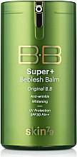 Anti-Falten aufhellende BB Creme mit LSF 30 - Skin79 Super Plus Beblesh Balm Triple Functions BB Cream — Bild N2