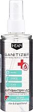 Düfte, Parfümerie und Kosmetik Antibakterielles Handdesinfektionsspray mit D-Panthenol und Aloe Vera - Hean Antibacterial Spray