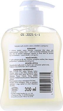 Hypoallergene Flüssigseife mit Holunderbeerextrakt - Bialy Jelen Hypoallergenic Premium Soap Extract From Elderberry — Bild N3