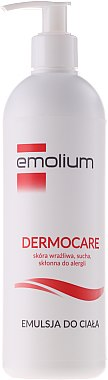 Straffende Emulsion für den Körper - Emolium Body Emulsion Dry and Very Dry Skin — Bild N5