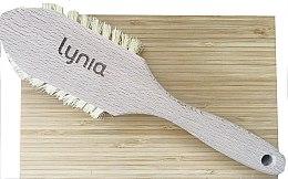 Düfte, Parfümerie und Kosmetik Fersenbürste aus Holz - Lynia
