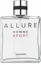Chanel Allure homme Sport Cologne - Eau de Cologne — Bild N2