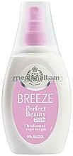 Düfte, Parfümerie und Kosmetik Breeze Deo Spray Perfect Beauty - Deospray für den Körper