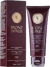 Düfte, Parfümerie und Kosmetik Selbstbräunungsgel für Gesicht und Hals - Academie Bronz'Express Gel