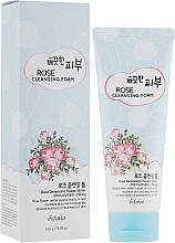 Düfte, Parfümerie und Kosmetik Reinigungsschaum mit Rosa Damascena - Esfolio Pure Skin Rose Cleansing Foam
