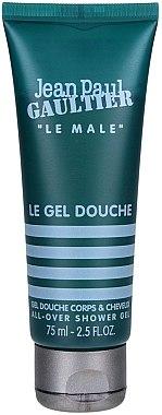 Jean Paul Gaultier Le Male - Duftset (Eau de Toilette 75ml + Duschgel 75ml) — Bild N2