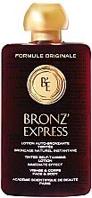 Düfte, Parfümerie und Kosmetik Selbstbräunungslotion für Gesicht und Körper - Academie Bronz'Express Lotion