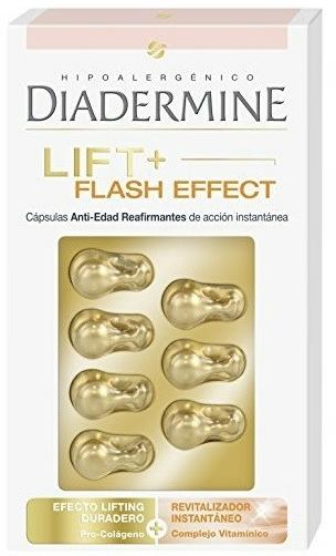 Straffende Anti-Aging Gesichtskapseln mit Lifting-Effekt - Diadermine Lift+ Flash Effect Capsules — Bild N1