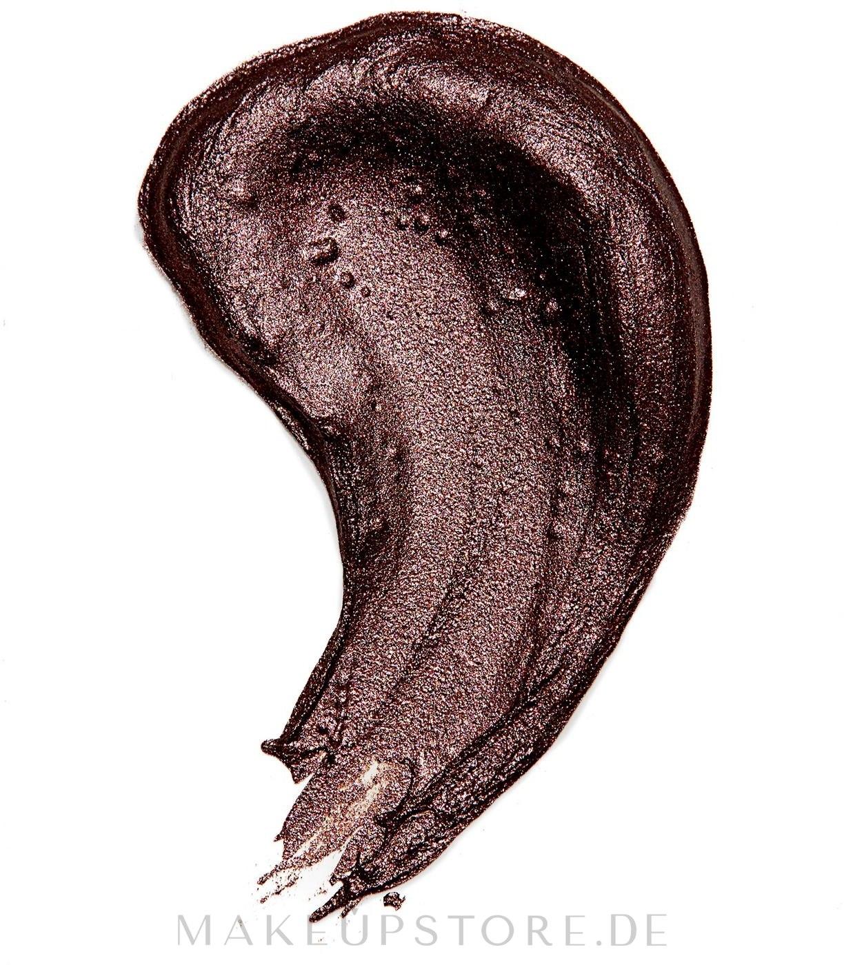 Lipgloss mit Glitzerpartikeln - I Heart Revolution Metallic Dragon Lips — Bild Faraway Flames