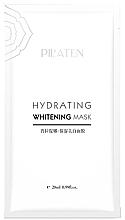 Düfte, Parfümerie und Kosmetik Feuchtigkeitsspendende aufhellende Gesichtsmaske - Pil'aten Hydrating Whitening Mask