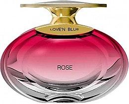 Düfte, Parfümerie und Kosmetik Palquis Love`N Blue Rose - Eau de Parfum